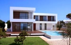 contrucción de casas