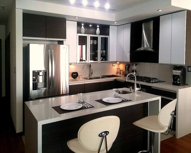 Importancia de la decoraci n en la cocina for Decoracion muebles de cocina
