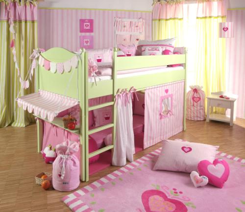 decoracin y diseo de infantiles with habitacion infantil rosa