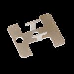 clip metalico tarima