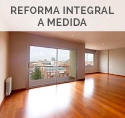 reforma integral a medida