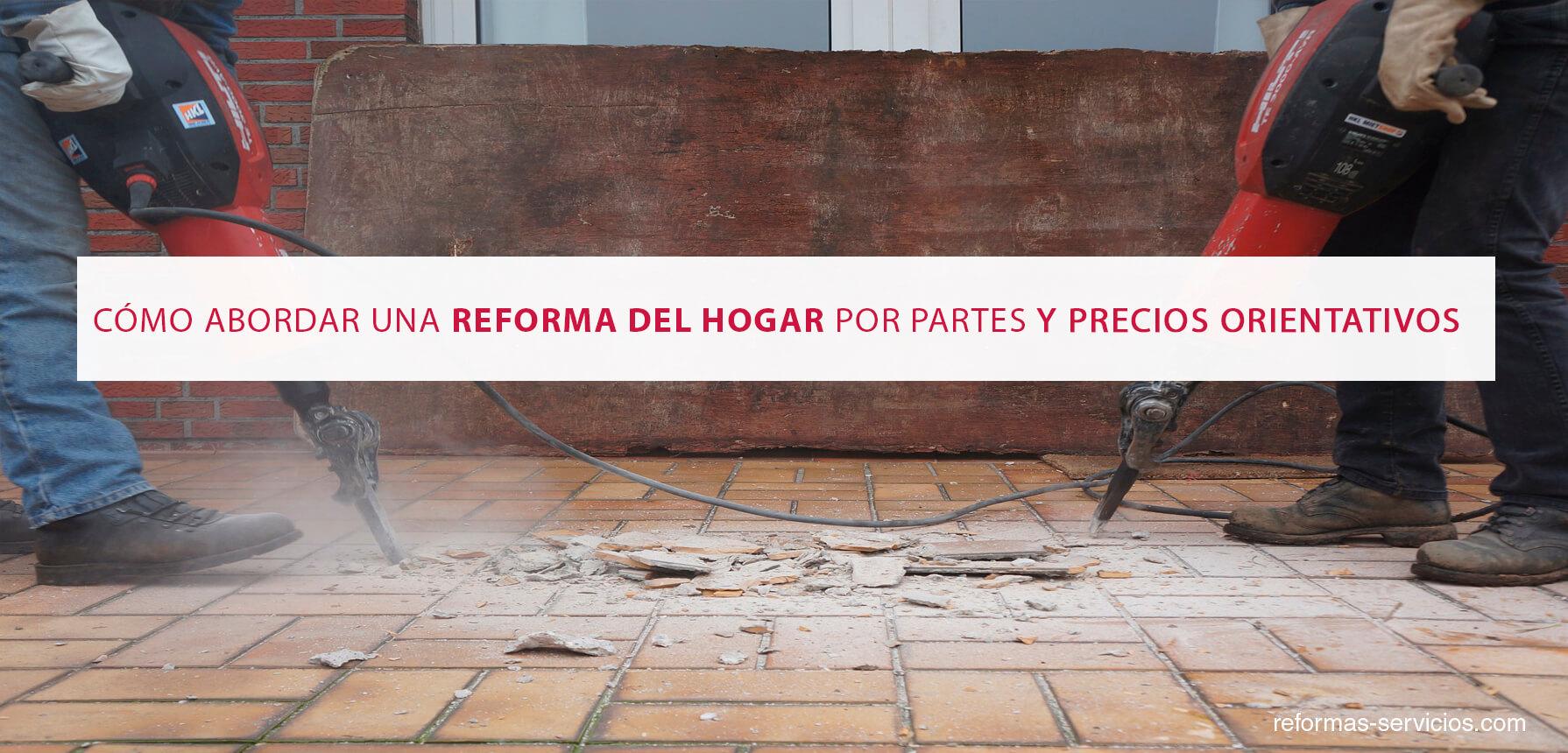 reforma hogar