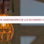 La demanda de generadores de luz en España y las reformas
