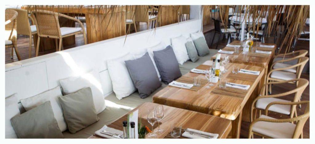 estilo ibicenco en restaurantes decoración atemporal