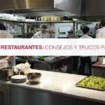 Reformas de restaurantes: consejos y aspectos imprescindibles para triunfar con tu negocio