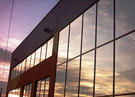 lamina control solar