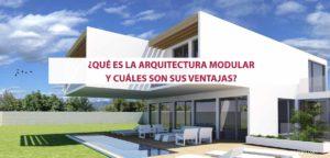 arquitectura modular de diseño