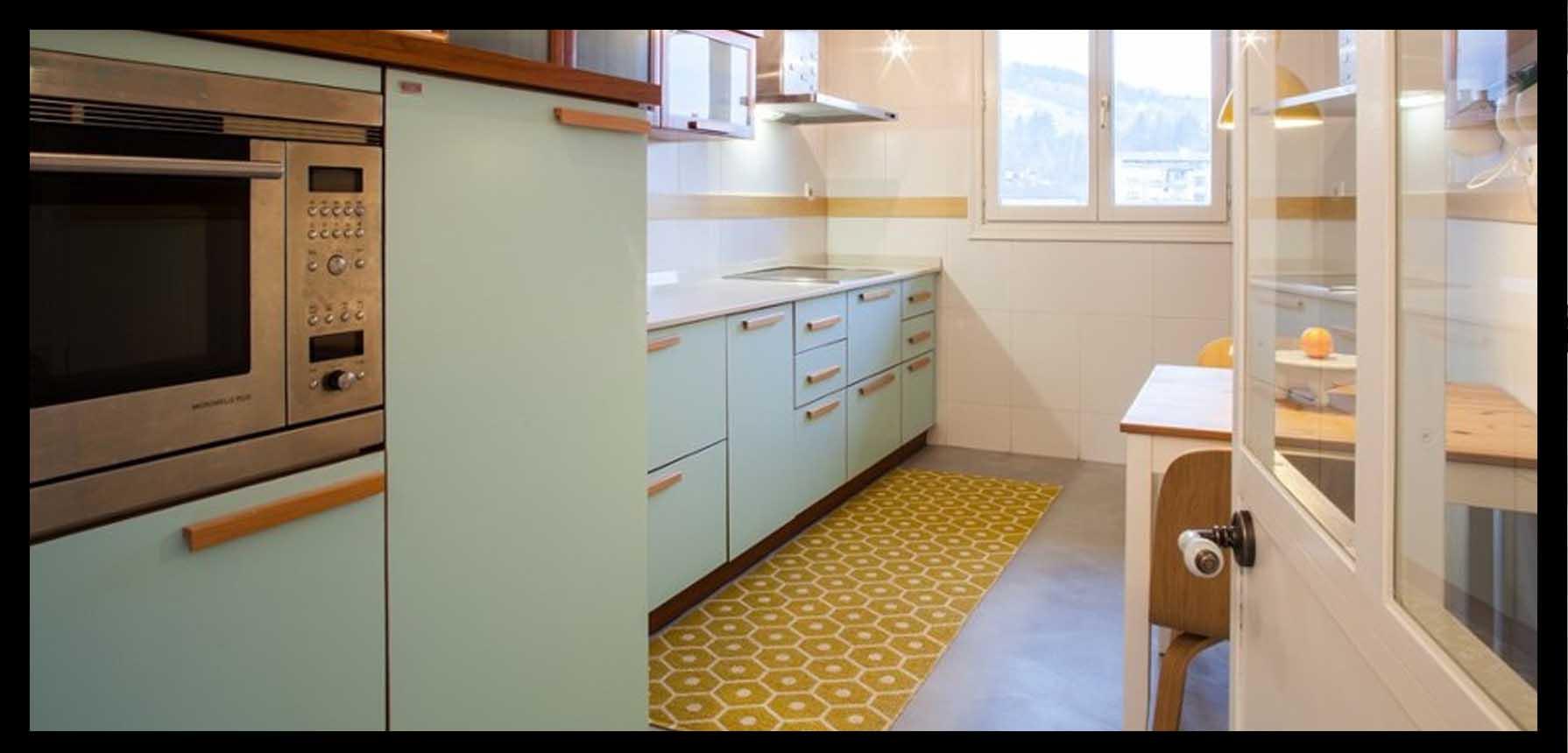 Ideas para cambiar el suelo de cocina u otras estancias - Cambiar suelo cocina ...