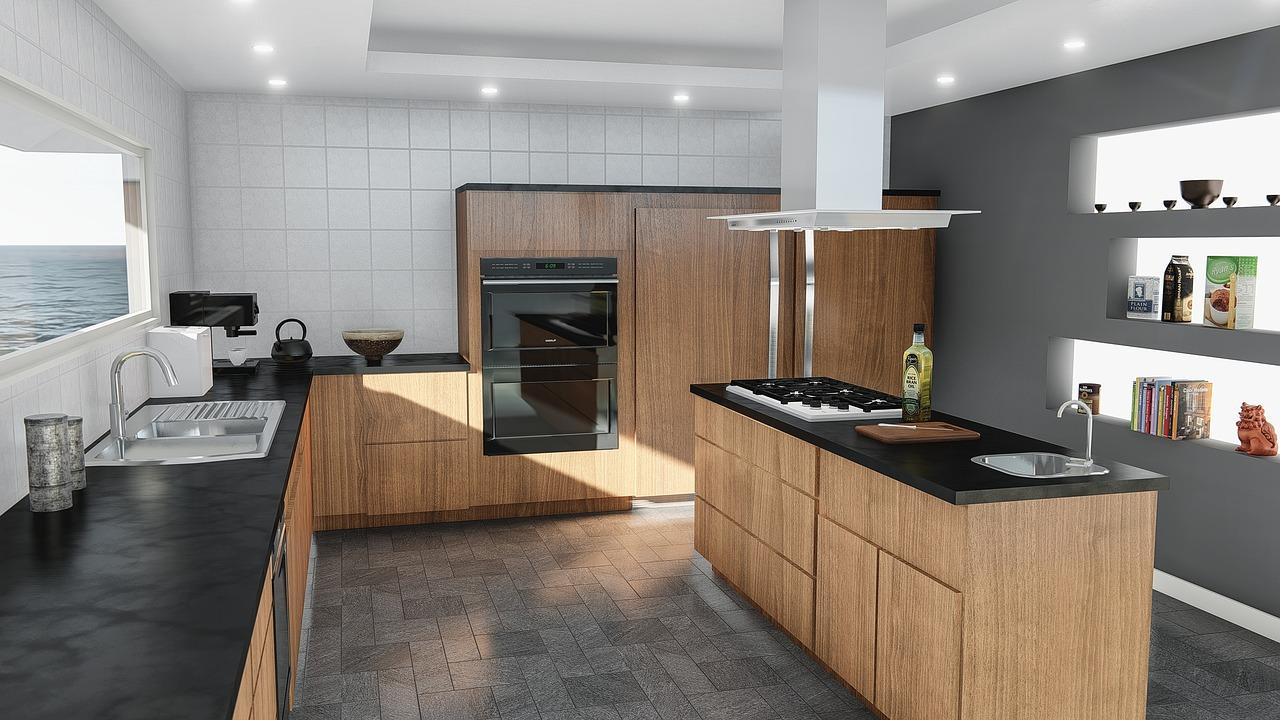 La encimera de cocina 9 materiales que quedar n geniales - Material encimera cocina ...